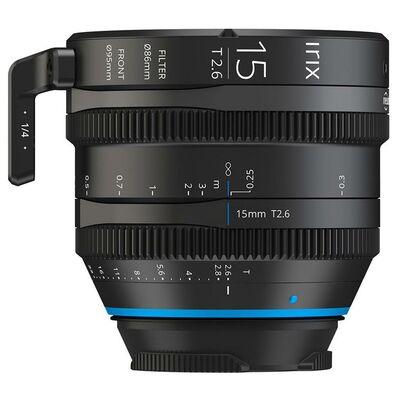 Für weitere Info hier klicken. Artikel: Irix Cine 15mm t/2.6 Sony E-Mount
