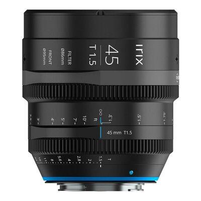 Für weitere Info hier klicken. Artikel: Irix Cine Lens 45mm t/1.5 Sony E-Mount