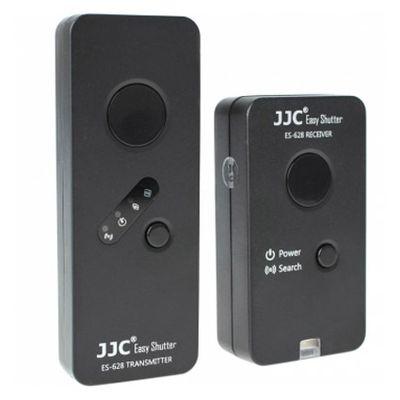 Für weitere Info hier klicken. Artikel: JJC ES-628N2 100m Funkauslöser für Nikon MC-DC2