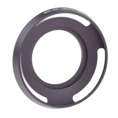 Für weitere Info hier klicken. Artikel: JJC Gegenlichtblende Alu Weitwinkel 37mm - z.B. für Panasonic 12-32mm oder Olympus M.Zuiko 14-42mm EZ (schwarz)