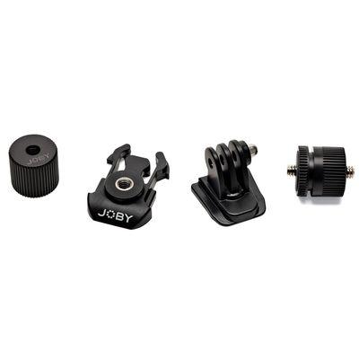Für weitere Info hier klicken. Artikel: Joby Action Adapter Kit (Black)