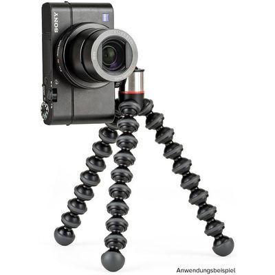 Für weitere Info hier klicken. Artikel: Joby GorillaPod 500 (Black-Charcoal)
