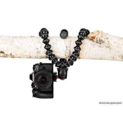 Für weitere Info hier klicken. Artikel: Joby GorillaPod black-charcoal 3K-Kit