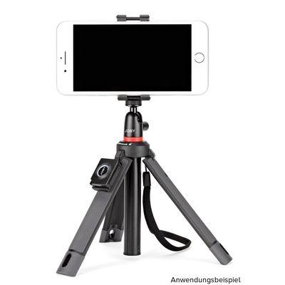 Für weitere Info hier klicken. Artikel: Joby TelePod Mobile Black/Charcoal