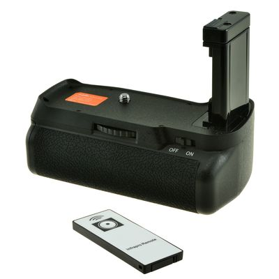 Für weitere Info hier klicken. Artikel: Jupio Batteriegriff für Nikon D3400