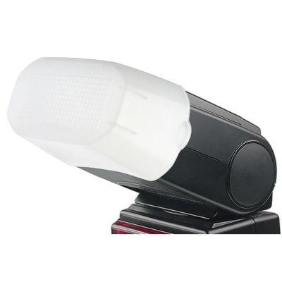 Für weitere Info hier klicken. Artikel: Kaiser Blitz-Diffusor SoftCap, für Nikon Speedlight SB-500
