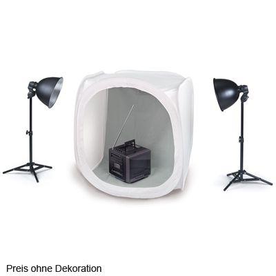 Für weitere Info hier klicken. Artikel: Kaiser Desktop-Aufnahme-Set 5864