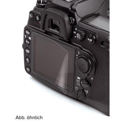 Für weitere Info hier klicken. Artikel: Kaiser Display-Schutzfolie Antireflex, für Canon EOS 200D 77,0 x 51,8 mm