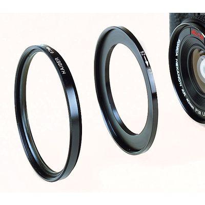 Für weitere Info hier klicken. Artikel: Kaiser Filter-Adapterring, schwarz Objektivgewinde - Filtergewinde E 40,5- E 52