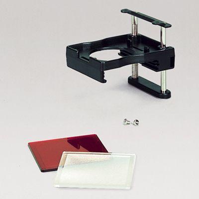 Für weitere Info hier klicken. Artikel: Kaiser Filterhalter für Vergr.-Geräte