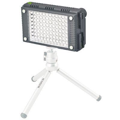 Für weitere Info hier klicken. Artikel: Kaiser LED-Kameraleuchte StarCluster 96 Weißlicht-LEDs