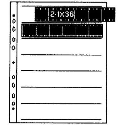 Für weitere Info hier klicken. Artikel: Kaiser Neg.-Ablageblätter P 35mm 7x6 100Bl