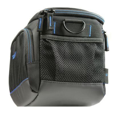 Für weitere Info hier klicken. Artikel: Kaiser Tiltall Colt-Tasche Escord TB-43, für DSLR und spiegellose Systemkameras schwarz