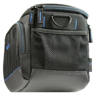 Für weitere Info hier klicken. Artikel: Kaiser Tiltall Universaltasche Escord TB-56, für DSLR und spiegellose Systemkameras schwarz