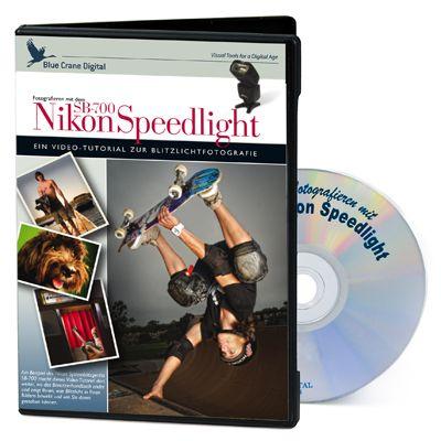 Für weitere Info hier klicken. Artikel: Kaiser Video-Tutorial Nikon-Blitz SB-700