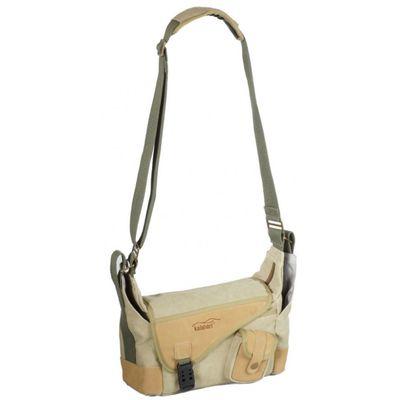 Für weitere Info hier klicken. Artikel: Kalahari Fototasche KAPAKO K-30 canvas-khaki