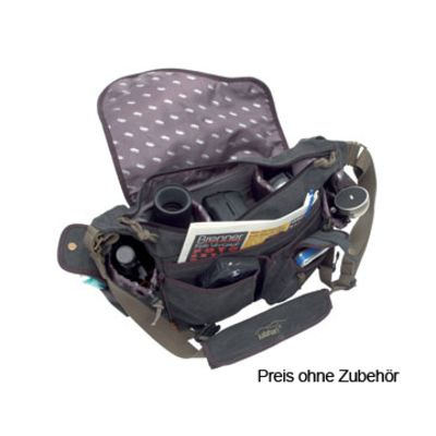 Für weitere Info hier klicken. Artikel: Kalahari Fototasche Kapako K-31 schwarz