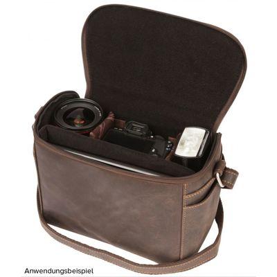 Für weitere Info hier klicken. Artikel: Kalahari KAAMA L-15 Fototasche, Leder inkl. L-68