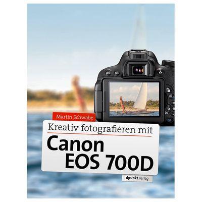 Für weitere Info hier klicken. Artikel: Kamerabuch Kreativ fotografieren mit Canon EOS 700D