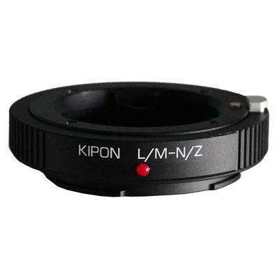 Für weitere Info hier klicken. Artikel: Kipon Adapter für Leica M auf Nikon Z