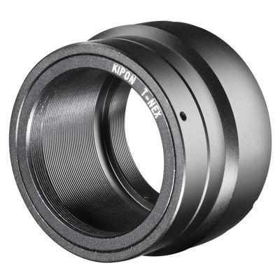 Für weitere Info hier klicken. Artikel: Kipon Adapter T2 Objektiv an Sony E Kamera Sony E-Mount