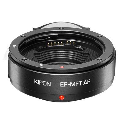 Für weitere Info hier klicken. Artikel: Kipon AF Adapter für Canon EF auf MFT mit Support