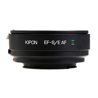 Für weitere Info hier klicken. Artikel: Kipon AF Adapter für Canon EF auf Sony E m.Support