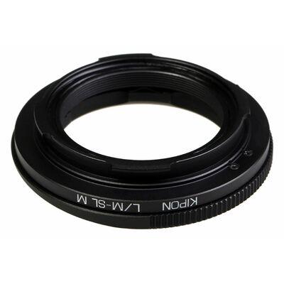 Für weitere Info hier klicken. Artikel: Kipon Makro Adapter für Leica M auf Leica SL Leica M Leica SL