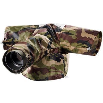 Für weitere Info hier klicken. Artikel: Kipon Regenschutzhülle TELE für SLR Kameras camouflage