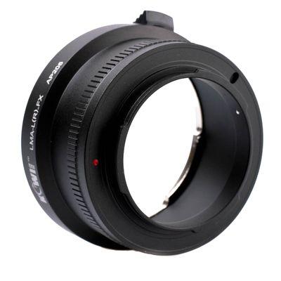Für weitere Info hier klicken. Artikel: Kiwifotos Adapter Leica R-Objektiv Fujifilm X