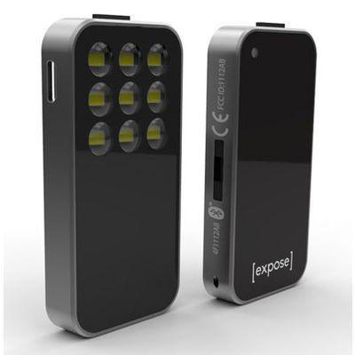 Für weitere Info hier klicken. Artikel: Knog Leuchte expose Smart für iPhone 4, 4s, 5 und 6 schwarz