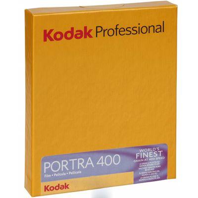 Für weitere Info hier klicken. Artikel: Kodak 1 Kodak Portra 400 4x5 10 Blatt