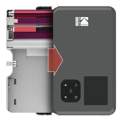 Für weitere Info hier klicken. Artikel: Kodak ICRG-230 (2.1 X 3.4) 6 Print-Kartuschen + je 10 Fotopapieren