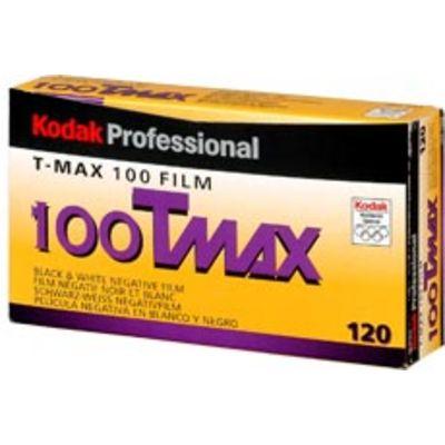 Für weitere Info hier klicken. Artikel: Kodak T-MAX 100 Prof.120 5er-Pack