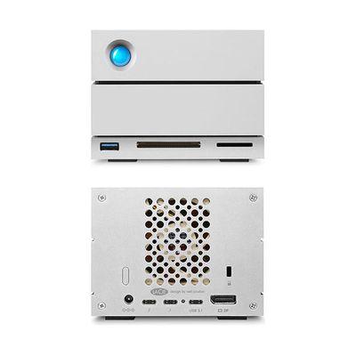 Für weitere Info hier klicken. Artikel: LaCie 2big Dock USB-C 8TB Thunderbolt 3 USB 3.0