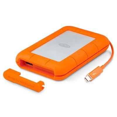Für weitere Info hier klicken. Artikel: LaCie Rugged Raid Thunderbolt USB 3.0 4 TB
