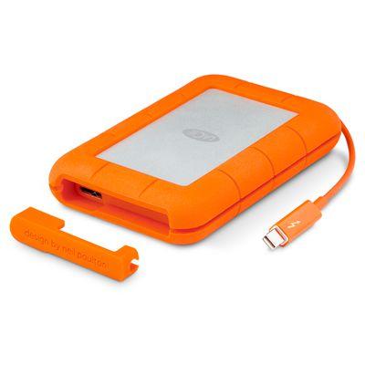 Für weitere Info hier klicken. Artikel: LaCie Rugged Thunderbolt USB 3.0 SSD 1 TB