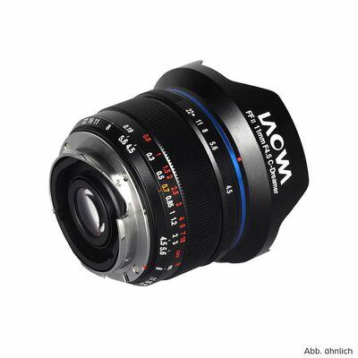 Für weitere Info hier klicken. Artikel: LAOWA 11mm f/4,5 FF RL Sony FE-Mount
