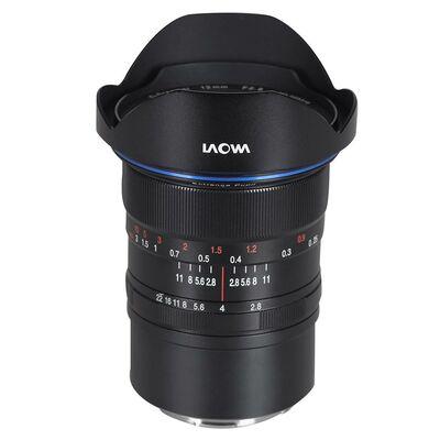 Für weitere Info hier klicken. Artikel: LAOWA 12mm f/2,8 Zero-D L-Mount