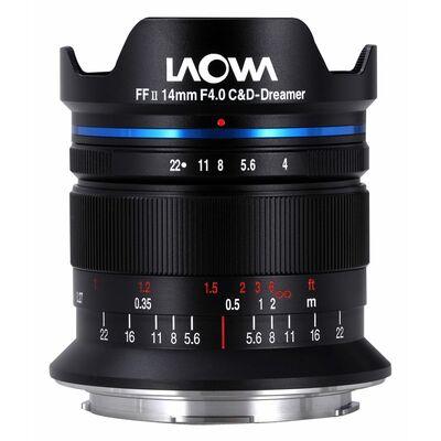 Für weitere Info hier klicken. Artikel: LAOWA 14mm f/4 FF RL Zero-D L-Mount