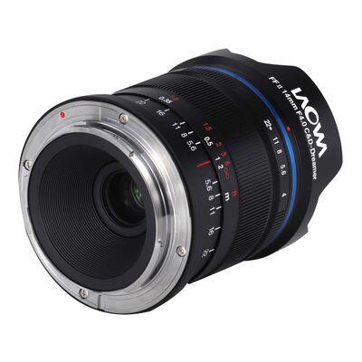 Für weitere Info hier klicken. Artikel: LAOWA 14mm f/4 FF RL Zero-D Sony FE-Mount