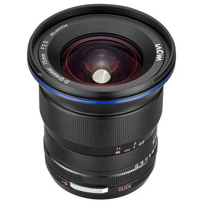 Für weitere Info hier klicken. Artikel: LAOWA 15mm f/2.0 Zero-D Canon RF