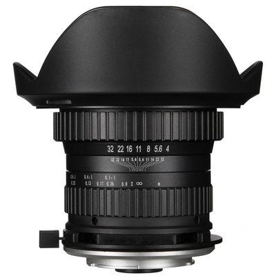 Für weitere Info hier klicken. Artikel: LAOWA 15mm f/4 Makro 1:1 Shift Sony FE-Mount