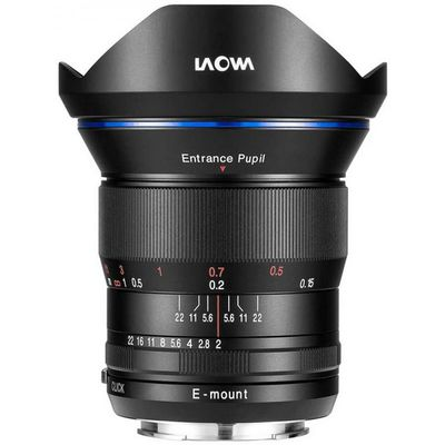 Für weitere Info hier klicken. Artikel: LAOWA 15mm f/2,0 Zero-D Sony FE-Mount