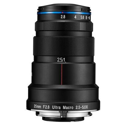 Für weitere Info hier klicken. Artikel: LAOWA 25mm f/2,8 Ultra Macro 2,5-5x Canon RF