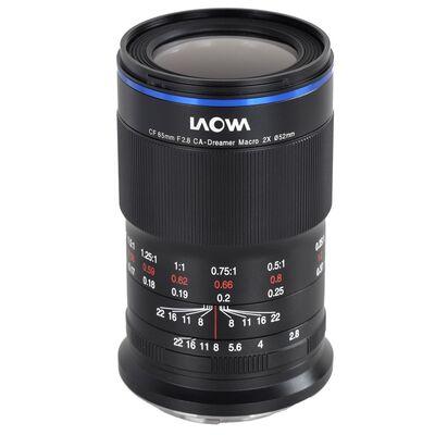 Für weitere Info hier klicken. Artikel: LAOWA 65mm f/2,8 2X Ultra Macro Canon EF-M