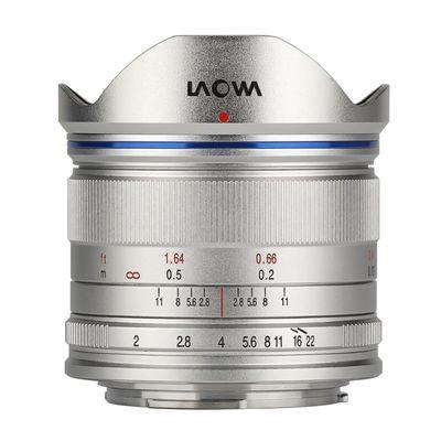 Für weitere Info hier klicken. Artikel: LAOWA 7,5mm f/2,0 silber Micro Four Thirds