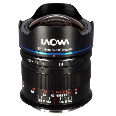 Für weitere Info hier klicken. Artikel: LAOWA 9mm f/5,6 FF RL L-Mount