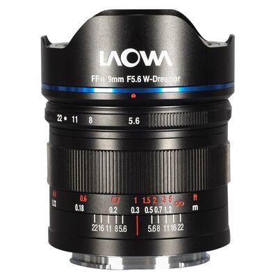 Für weitere Info hier klicken. Artikel: LAOWA 9mm f/5,6 FF RL Sony FE-Mount