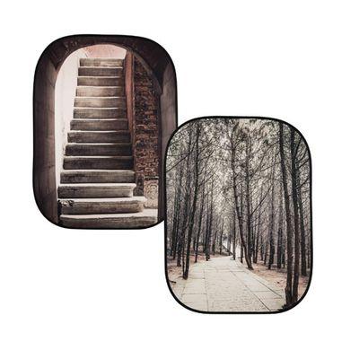 Für weitere Info hier klicken. Artikel: Lastolite Falthintergrund Steintreppe / Winter